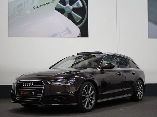 Audi A6 Avant 3.0 V6 TDI Euro 6 Nw.Pr; 100000,=   Luchtvering   Nachtzichtcamera   Adaptieve Cruise   Stoelventilatie   Standkachel   Ex