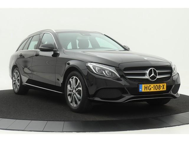 Mercedes-Benz C-Klasse Estate 350e Lease Edition *Excl. BTW* | Full-LED | Navigatie | Stoelverwarming | Climate control | Cruise control