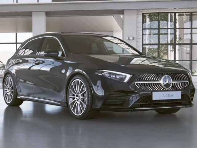 Mercedes-Benz A-Klasse 220 Launch Edition
