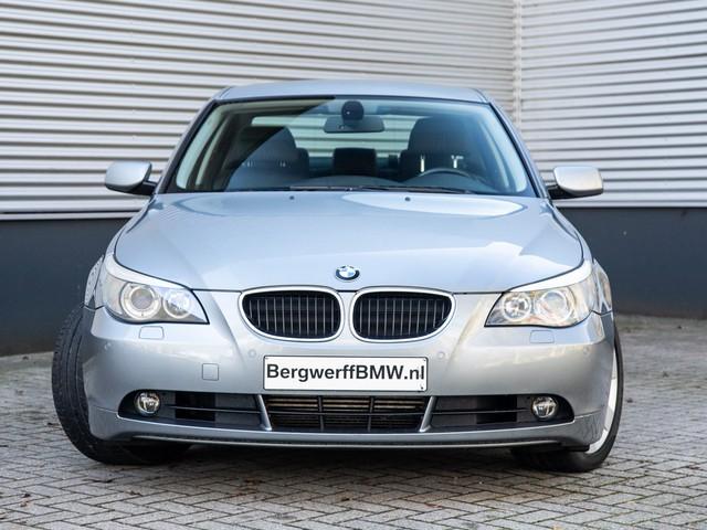 BMW 5 Serie 530i Youngtimer Comfortzetel