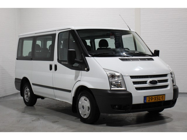 Ford Transit Kombi 2.2 TDCI 100 pk 9 Persoons Airco, Elek. Pakket, Prijs ex BTW, APK 11-2020