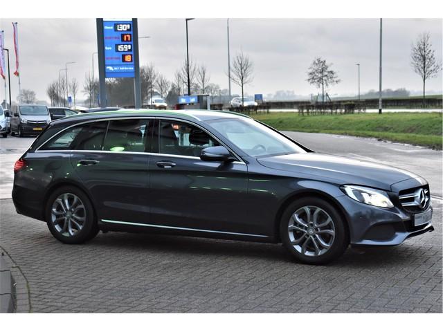 Mercedes-Benz C-Klasse Estate 200 CDI Avantgarde, LED, Camera, 1 2 Leder, Navigatie, Cruise Control
