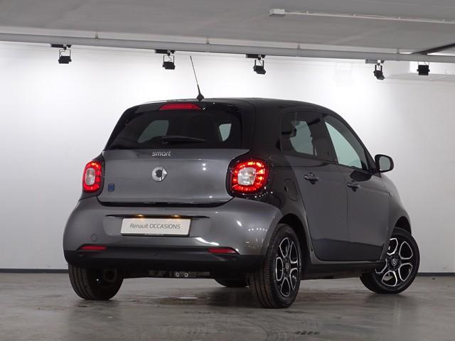 Smart Forfour Electric drive Business Solution Glazen dak, Leer, Climate, Park. sens., 15''