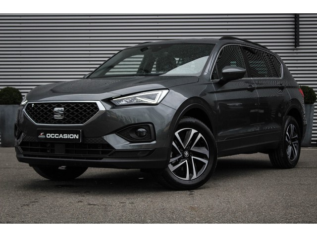 Seat Tarraco Style 1.5 TSI 150pk Navigatie Active info Achteruitrijcamera Keyless DAB Cruise control 7 persoons