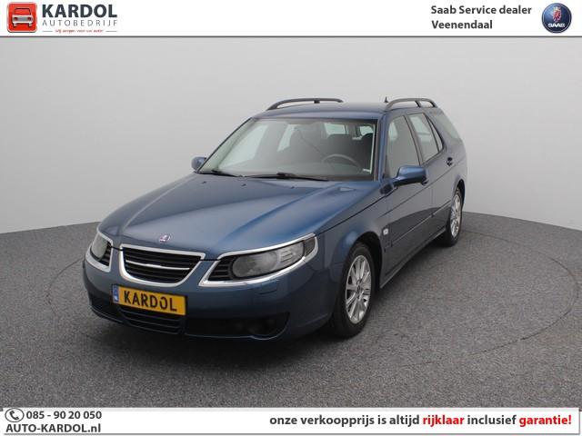 Saab 9-5 Estate 2.0t Linear | Rijklaarprijs