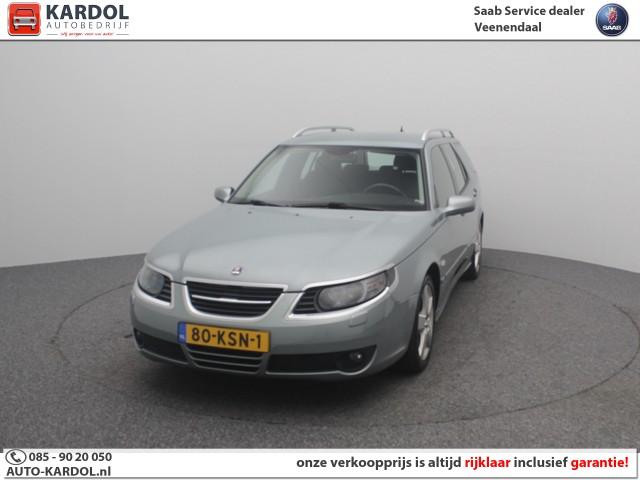 Saab 9-5 Estate 2.0t Business | Rijklaarprijs | UNIEK NL AUTO 2010