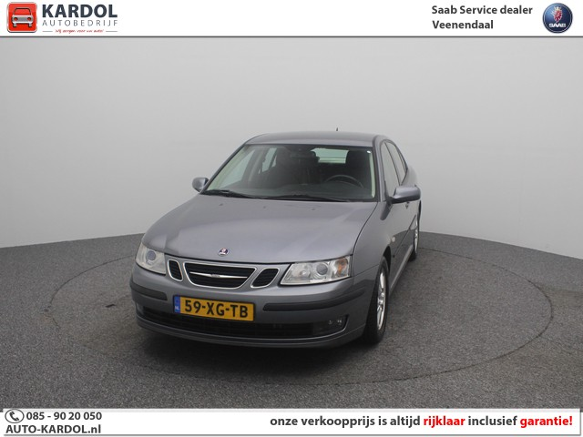 Saab 9-3 Sport Sedan 1.8t Linear | Rijklaarprijs