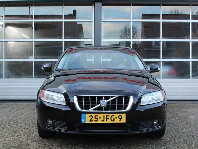 Volvo V70 2.0D Limited Edition (Lederen interieur,Navigatie,Airconditioning,Bluetooth,Cruise Ctrl,Lm-velgen,MET GARANTIE*)