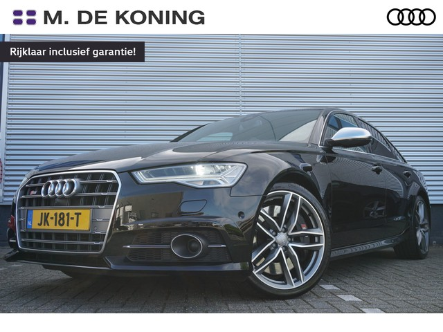 Audi S6 4.0TFSI 451PK Quattro Pro Line Plus · Leder · Matrix-LED · Area view