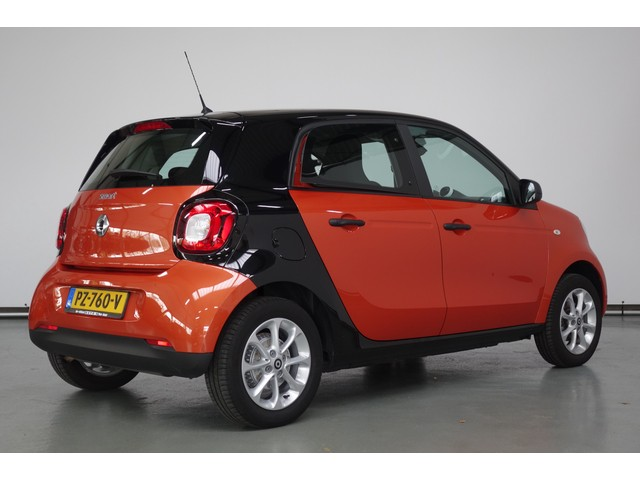 Smart Forfour 1.0 Pure Automaat Cruise + Climate Control
