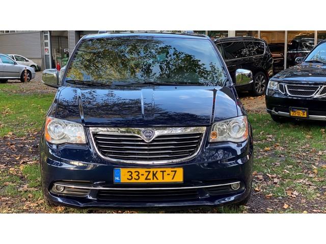 Chrysler Grand Voyager 3.6 V6 Platinium ALLE OPTIES!!