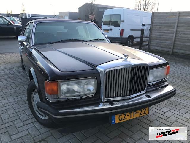 Bentley Mulsanne V8 1981 LPG Schuurvondst