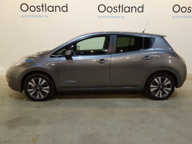 Nissan Leaf Business Edition 30 kWh incl. BTW   Airco   Bose   360 camera   Leder   Navigatie   17