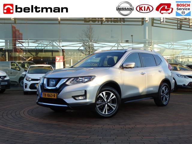 Nissan X-Trail 1.6 DIG-T N-Connecta 7p. | BPL | 360 º CAMERA | NAVI | SCHUIFDAK