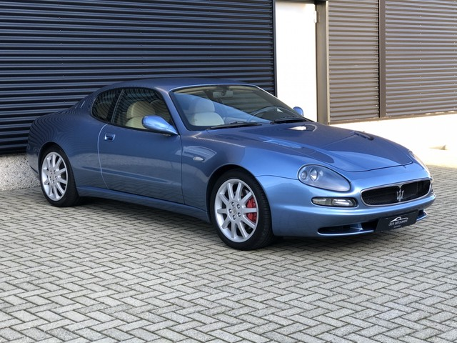 Maserati 3200 GT 3.2 V8   ORG. NL   ZEER MOOI !!