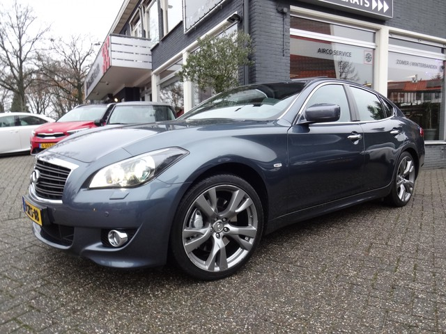 Infiniti M 37 S Premium Executive Aut. 320pk, Full options