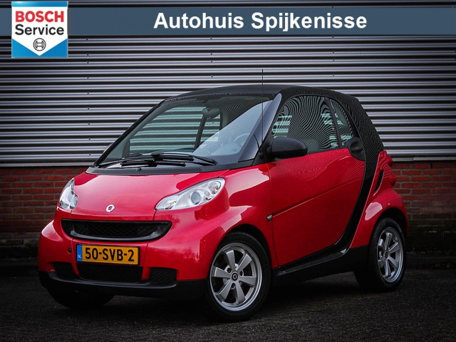 Smart Fortwo coupe 1.0 mhd Edition Pure +Airco   Nette Smart