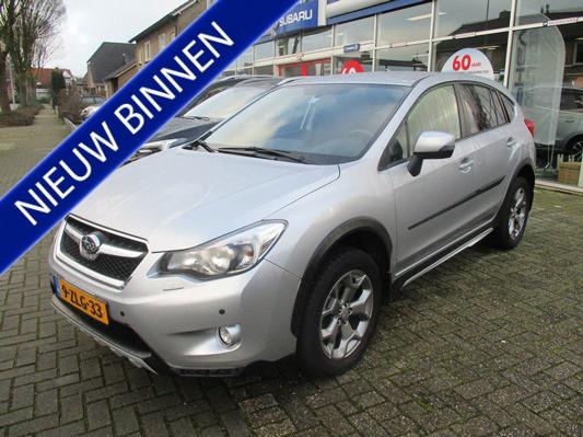Subaru XV 2.0i Luxury Plus AWD AUT. 1e eigenaar | dealer NL auto | navigatie | trekhaak | xenon