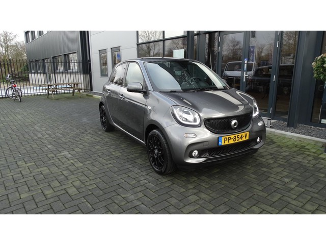 Smart Forfour 1.0 Passion luxe 35.000 km