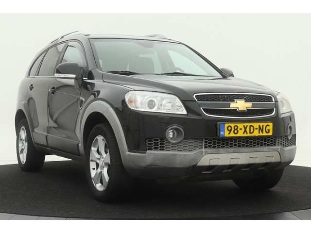 Chevrolet Captiva 3.2i Executive Aut. | 7-Persoons | Climate control | Volleder | Trekhaak | Privacy glass | Stoelverwarming