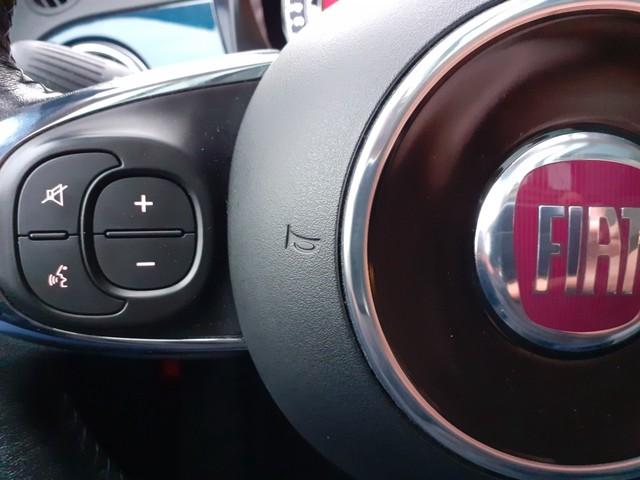Fiat 500 0.9 TwinAir T Lounge|Airco|Navigatie|Parkeersensoren achter|Crui