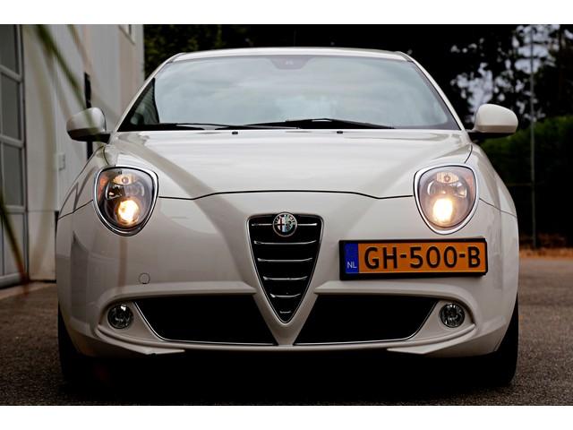 Alfa Romeo MiTo 1.3 JTDm ECO Junior*NL-Auto*Perfect. Onderh.*Navi Leder DNA Cruise-Control Parkeersensoren*