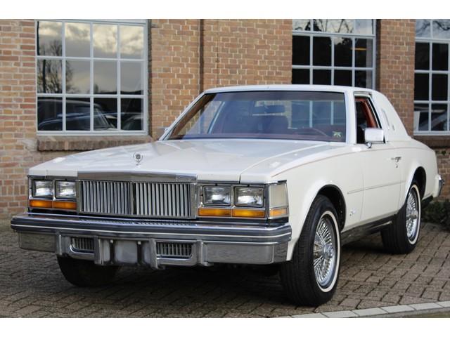 Cadillac Seville 5.7 V8 Unieke Milan uitvoering (1 van 500 stuks) Shorty Collectors item verzamelaar