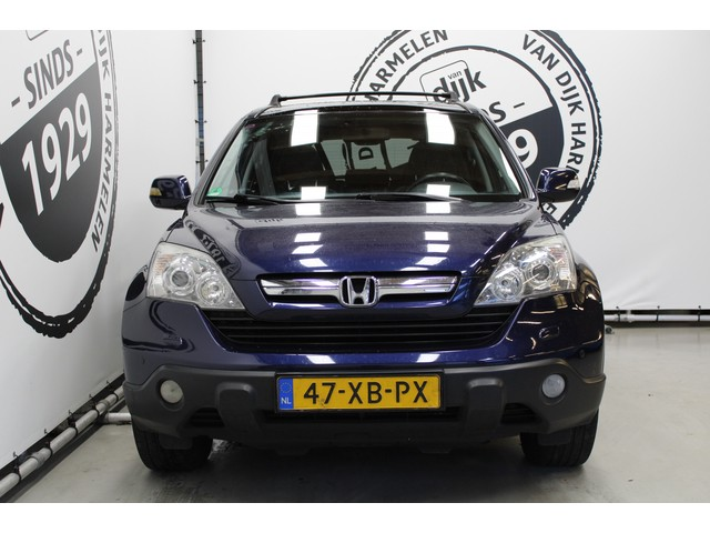 Honda CR-V 2.2D Executive XENON LEDER NAVIGATIE SCHUIFDAK TREKHAAK CAMERA