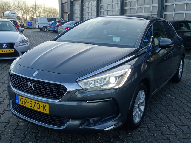 DS DS 5 1.6 BlueHDi Business Executive   Xenon   Pano   Leder + Massage verwarming