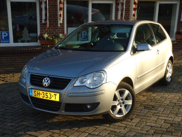 Volkswagen Polo 1.2 Trendline Clima LMV - RIJKLAAR -