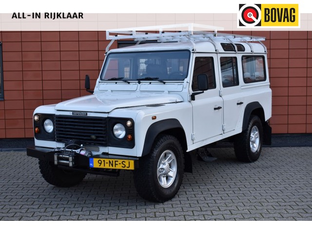 Land Rover Defender Wagon 2.5 TD5 110 S 9-Persoons
