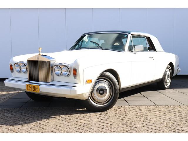 Rolls-Royce Corniche 6.8 II Convertible | V8 | 244 PK | AUTOMAAT | LEDER | CRUISE |