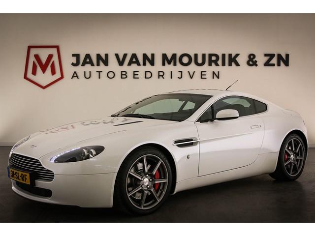 Aston Martin V8 Vantage 4.3 V8 | NL-auto | Volledige historie