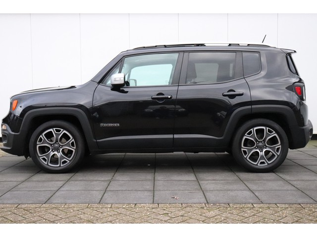 Jeep Renegade 1.4 MultiAir Limited PANO | NAVI | LEER