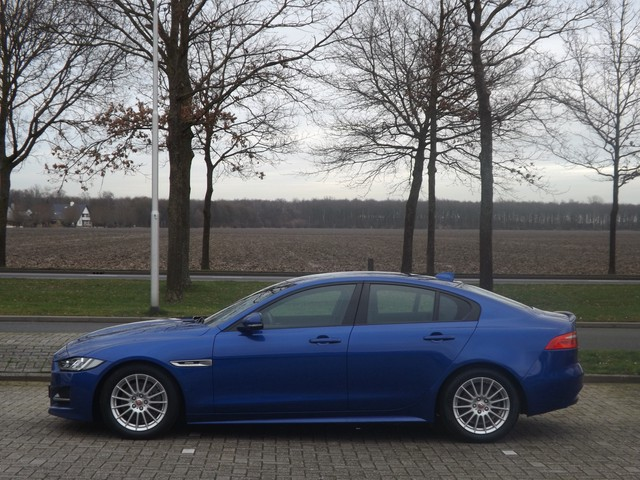 Jaguar XE 2.0 D R-Sport Automaat Climate control   Navigatie   Park assist   Jaguar Care