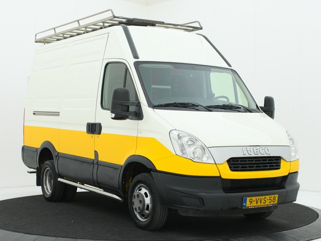 Iveco Daily 50C17 L2H2 Dubbel Schuifdeur Airco   Trekhaak   Imperiaal