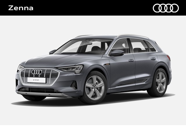 Audi e-tron 50 quattro Launch Edition * LUCHTVERING * MMI TOUCH * FULL LED * VSB11934   8% bijtelling*   uit voorraad leverbaar  