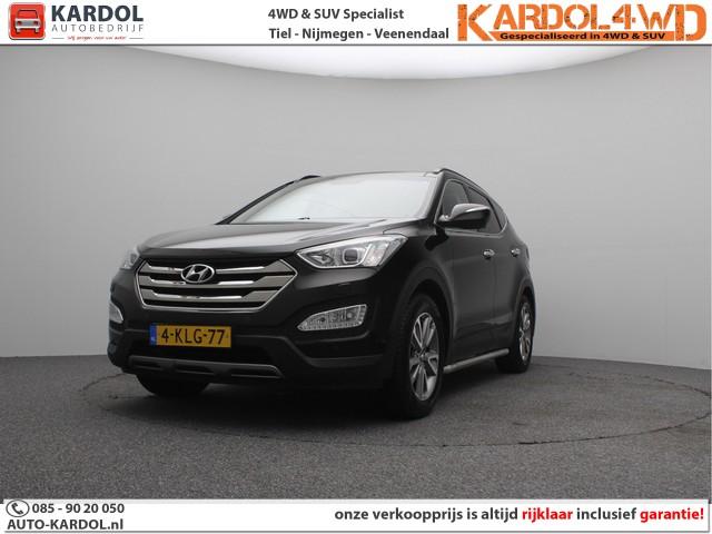 Hyundai Santa Fe 2.2 CRDi Business Edition Pan. Dak Leder Navi | Rijklaarprijs