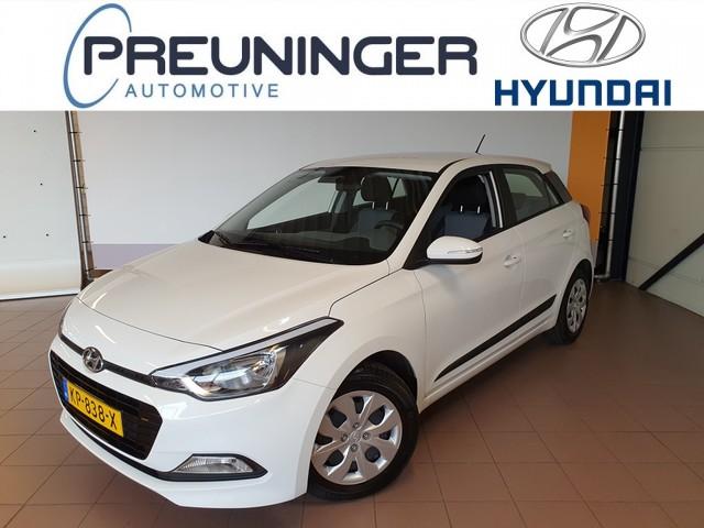 Hyundai i20 1.0 T-GDI i-Drive [Airco - Stootstrips - mistlampen - Lage kilo
