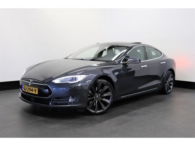 Tesla Model S 85 368 PK | AUTOPILOT | PANO-DAK | 21'' TURBINE | € 38.950,- Ex.