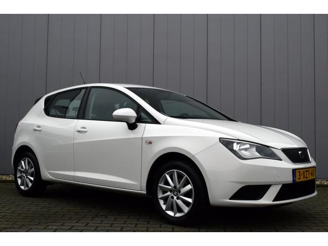 Seat Ibiza 1.2 TDi 5Drs Style Ecomotive Airco, Telefonie, 15 Inch LMV, 1e Eigenaar!!