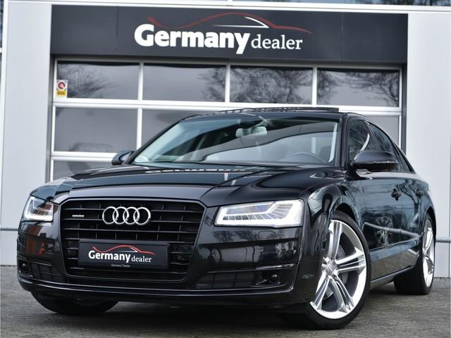 Audi A8 3.0TDI Quattro Lucht Standk Camera 21-Inch Excl.Leder LED-Matrix Schuifdak