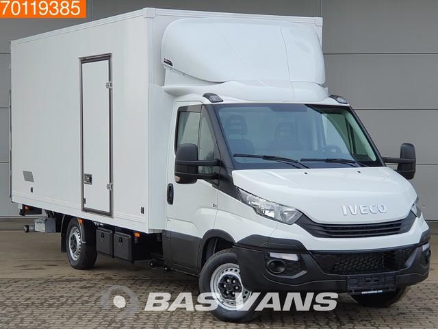 Iveco Daily 35S18 3.0 Bakwagen 490CM Laadklep Nieuw 22m3 Airco