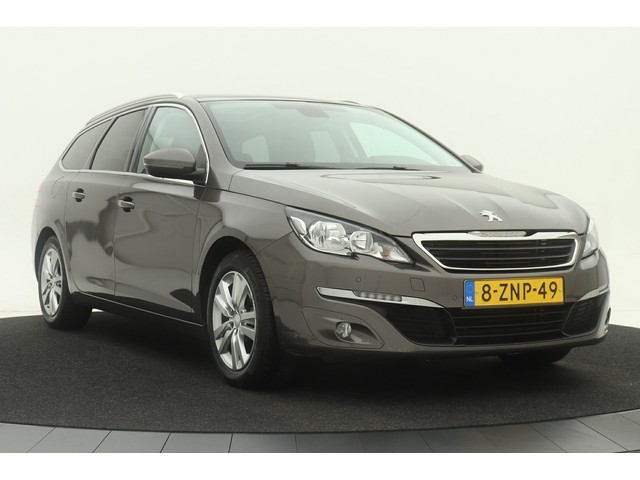 Peugeot 308 SW 2.0 BlueHDI 150pk Lease Executive Automaat | Navigatie | Dealer onderhouden | Climate control | Trekhaak