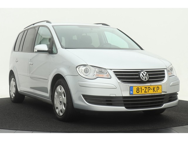 Volkswagen Touran 2.0 TDI Highline Business | Navigatie | Trekhaak | Climate control | Cruise control