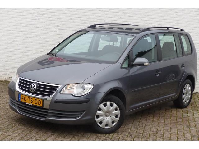 Volkswagen Touran 1.6 Optive AIRCO CRUISE ELEKTRISCHE RAMEN + SPIEGELS