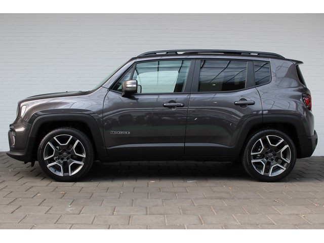 Jeep Renegade 120 FREEDOM LEER, NAVI, OPEN DAK