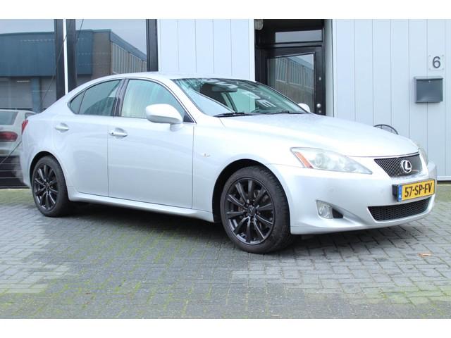 Lexus IS 250 Luxury Line Automaat,Leer,Key-less Go