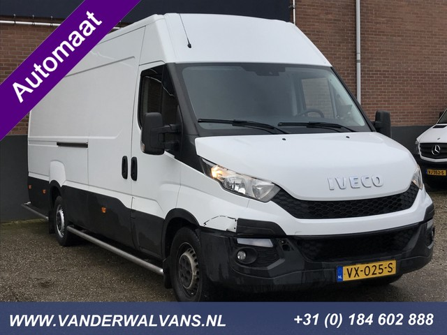 Iveco Daily 35S11 L3H2 *Automaat* | POST NL | Airco, camera, cruisecontrol, sidebars