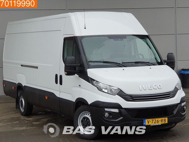 Iveco Daily 35S18 3.0 180PK 8-Traps Automaat Airco Cruise 3500kg Trekhaak L3H2 16m3 Airco Cruise